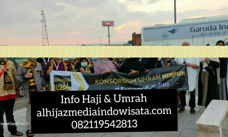 Promo Umroh Hemat Alhijaz di Taman SariJakarta Barat Hubungi 082119542813